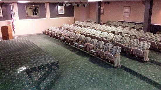 Ramada by Wyndham Janesville: Our Theater Meeting Space is perfect for meetings of 50-75