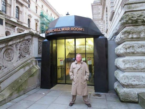 Entrance - Picture of Churchill War Rooms, London - TripAdvisor