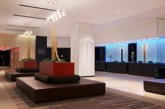 Hilton Quebec: Lobby