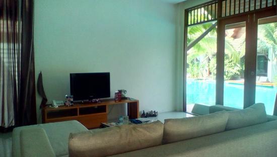 L'esprit de Naiyang Resort: Pool villa