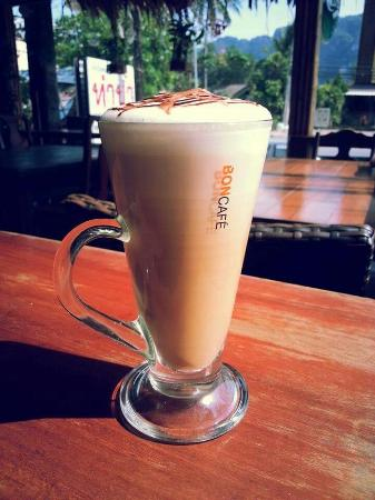 Chatchada Antique House : Nice latte