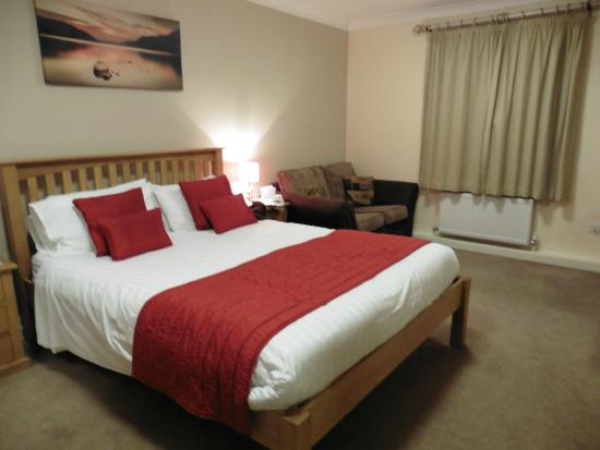 Exeter Court Hotel : A really nice room