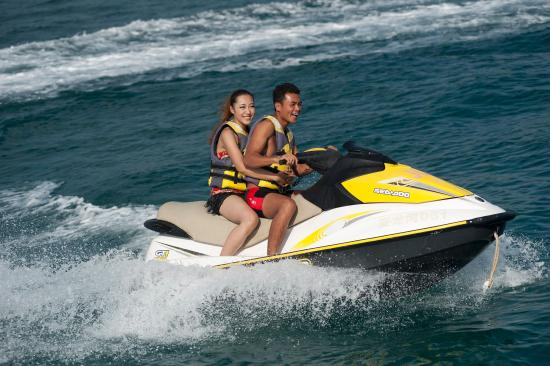Hilton Sanya Yalong Bay Resort & Spa: Jet Ski-1