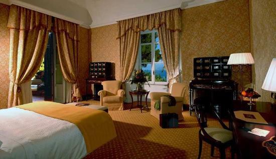 Grand Hotel Villa Igiea - MGallery by Sofitel: Suite