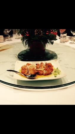 Crystal Jade La Mian Xiao Long Bao (IFC): Roasted Crispy Pork Belly