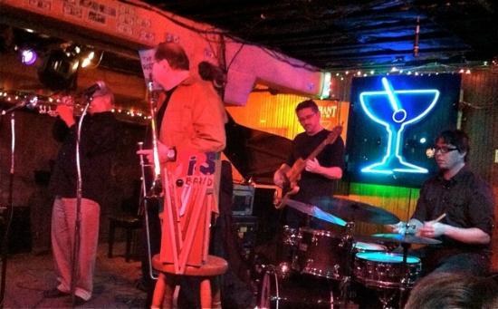 Feeling All That Jazz! - Picture of Elephant Room, Austin - TripAdvisor