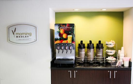 Sleep Inn Matthews - Charlotte : Coffee Station