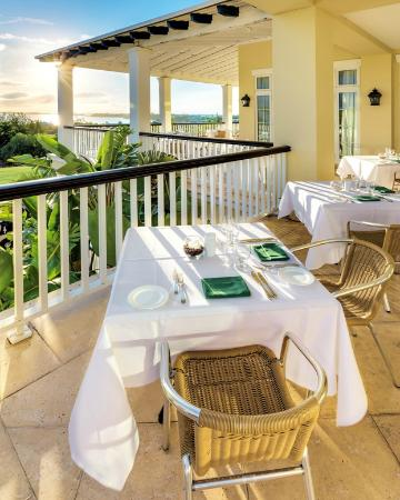 Tucker's Town, Bermuda: View from our Terrace