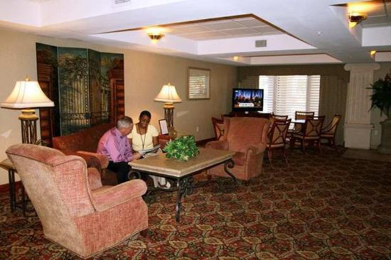 Hampton Inn Winter Haven: Lobby