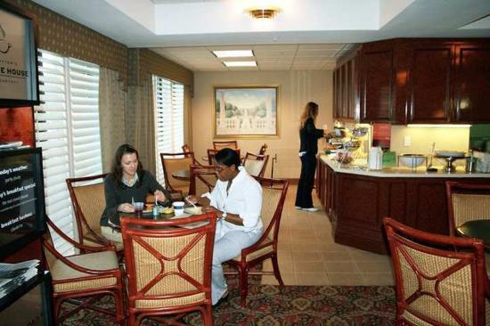 Hampton Inn Winter Haven: Restaurant