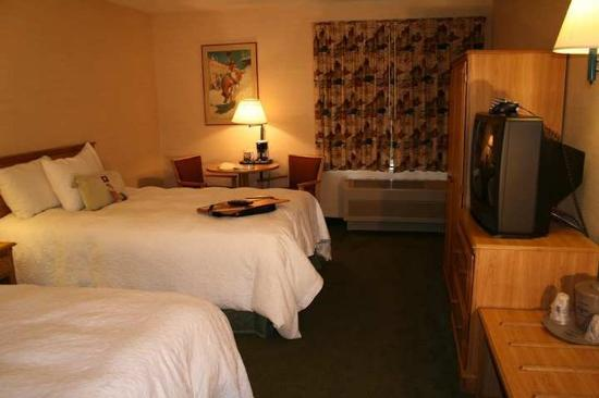 Hampton Inn Durango: Guest Room