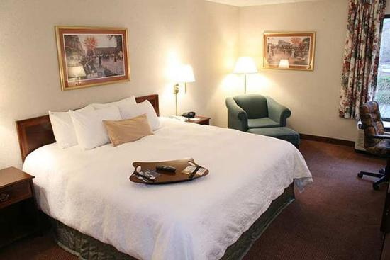 Hampton Inn Pittsburgh/West Mifflin: Standard Room