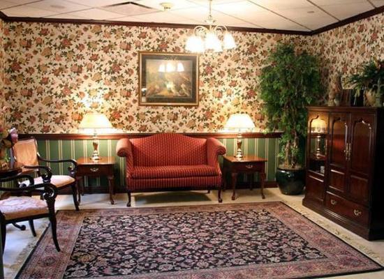 Hampton Inn Pittsburgh/West Mifflin: Lobby