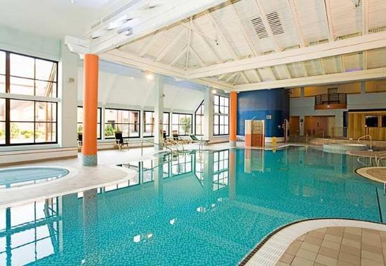 Indoor Pool Picture Of Forest Of Arden Marriott Hotel