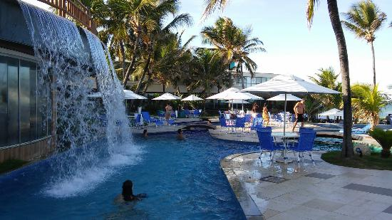 Ocean Palace Beach Resort Bungalows Fotos Do Hotel