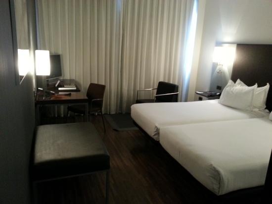 AC Hotel San Sebastian de los Reyes by Marriott: Bedroom 106