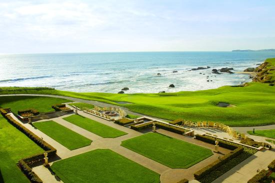The Ritz-Carlton, Half Moon Bay: Ocean Lawn