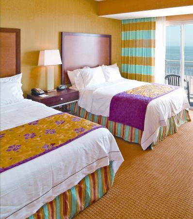SpringHill Suites Virginia Beach Oceanfront: Oceanfront Queen Studio Suite