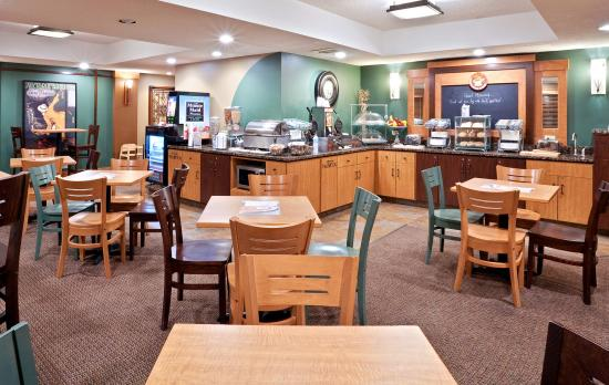 AmericInn Chanhassen: Breakfast