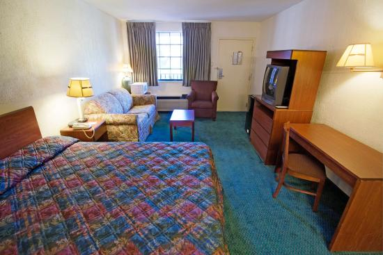Americas Best Value Inn Richmond South