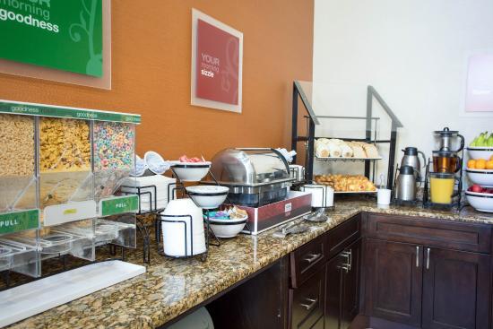 Comfort Inn: FLBRKFST