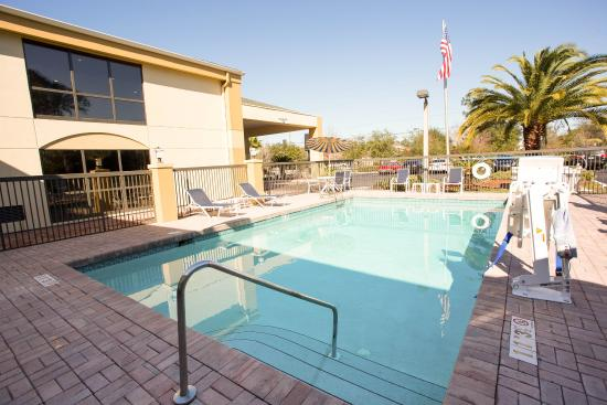 Comfort Inn Yulee: Pool