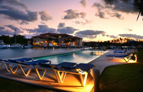 Porto Bello Private Residence Club: View from the pool