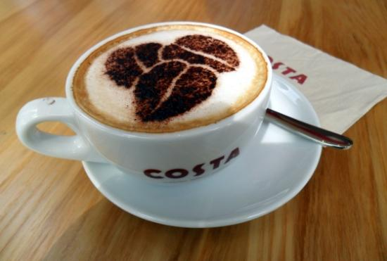 Costa Coffee Uplands