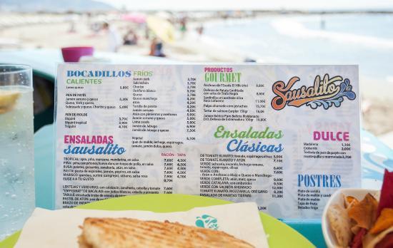 Playa de Sausalito: .