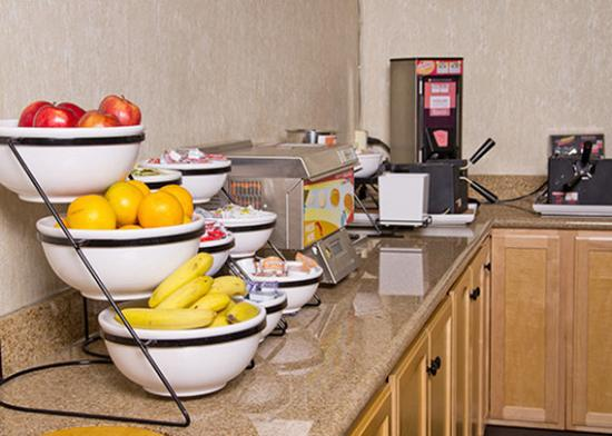 Comfort Inn Downtown Wenatchee: Breakfast
