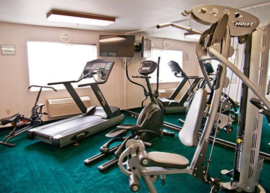 Comfort Inn Downtown Wenatchee: Fitness Room