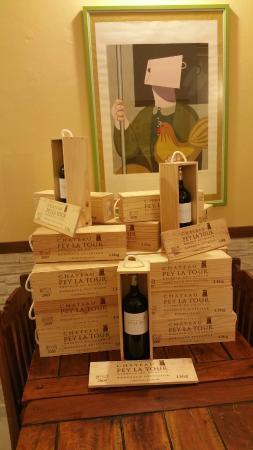 Wine Wine: Chateau Pey La Tour