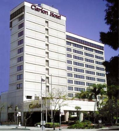clarion hotel convention center san bernardino hotel. Black Bedroom Furniture Sets. Home Design Ideas