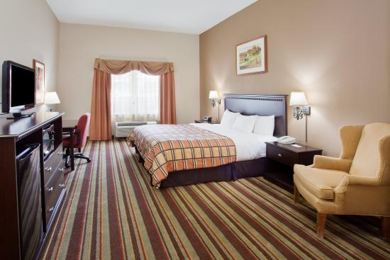 Country Inn & Suites By Carlson, Hagerstown: CountryInn&Suites Hagerstown GuestRoomKing