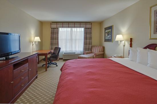 Country Inn & Suites By Carlson, Orlando: CountryInn&Suites OrlandoUniversal  GuestRmKing