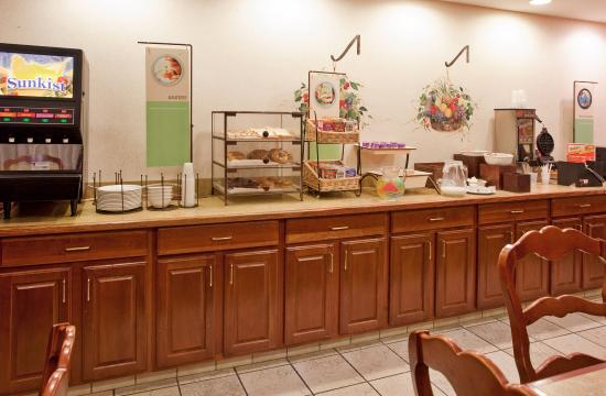 Country Inn & Suites by Radisson, Beaufort West, SC: CountryInn&Suites Beaufort BreakfastRoom
