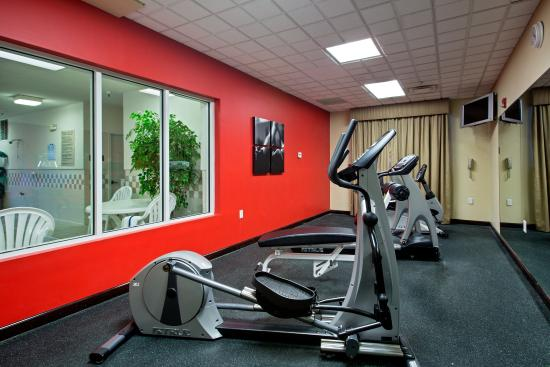 Country Inn & Suites By Carlson, Newport News South: CountryInn&Suites NewportNewsS  FitnessRoom