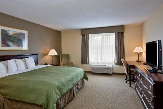 Country Inn & Suites By Carlson, Newport News South: CountryInn&Suites NewportNewsS  GuestRmKing