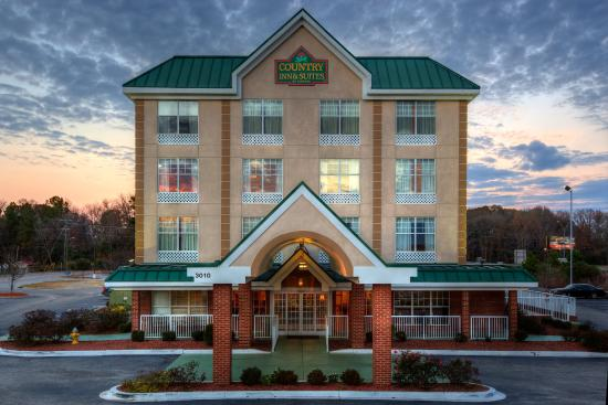 Country Inn & Suites By Carlson, Lumberton: CountryInn&Suites Lumberton  ExteriorNight