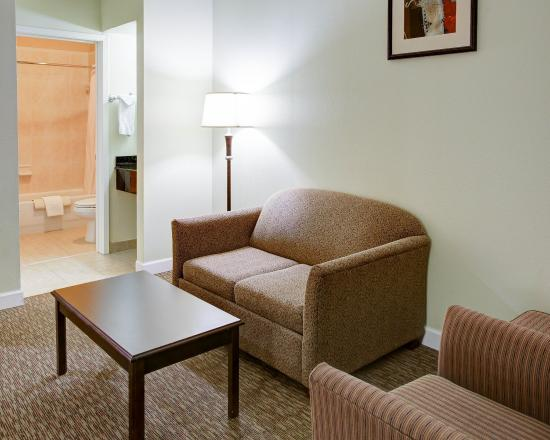 Comfort Suites Texas Ave.: TXKITCHNSUITE
