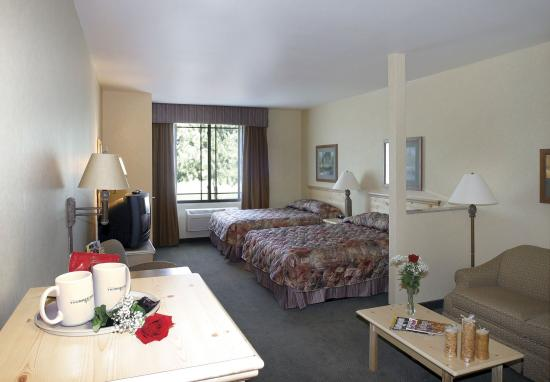 Ottertail, MN: Guest Room