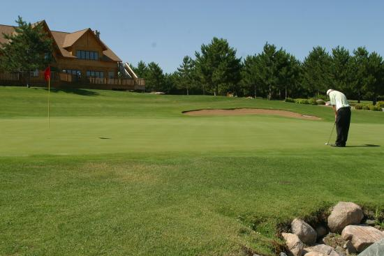 Ottertail, MN: Golf Course