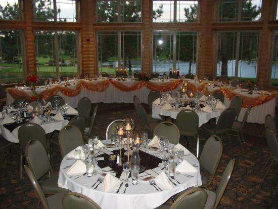 Thumper Pond Resort: Conference & Banquets