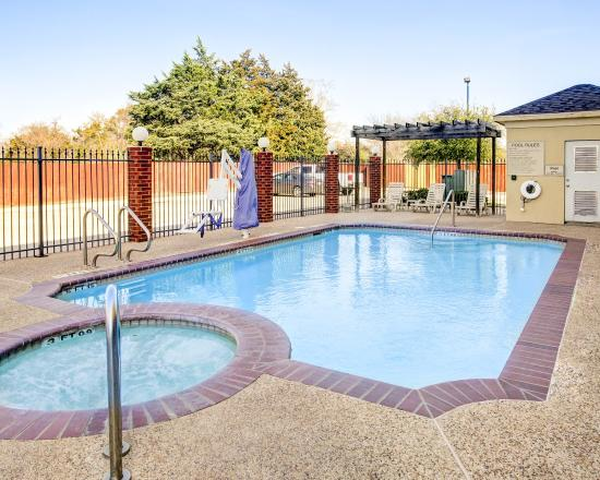 Comfort Suites Texas Ave.: Pool