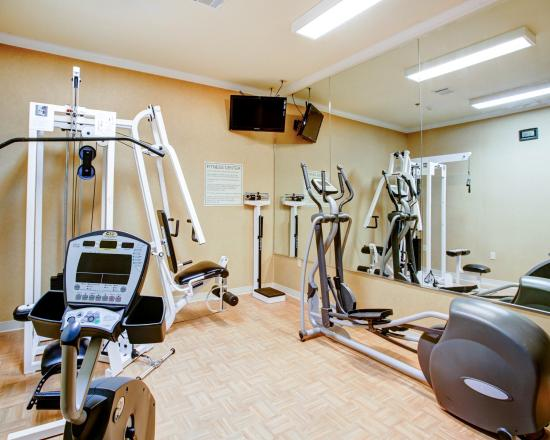 Comfort Suites Texas Ave.: TXFITNESS