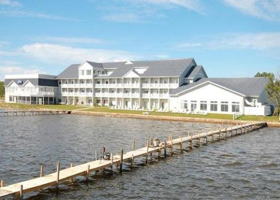 Lakeside Resort and Conference Center: Exterior