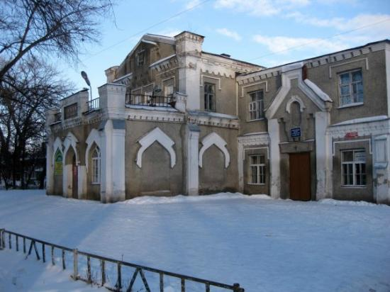 Ramon, روسيا: Клуб Сахарников до реконструкции