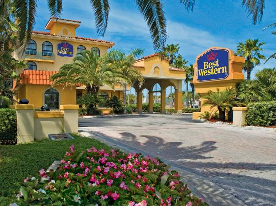 BEST WESTERN Seaside Inn-St. Augustine Beach