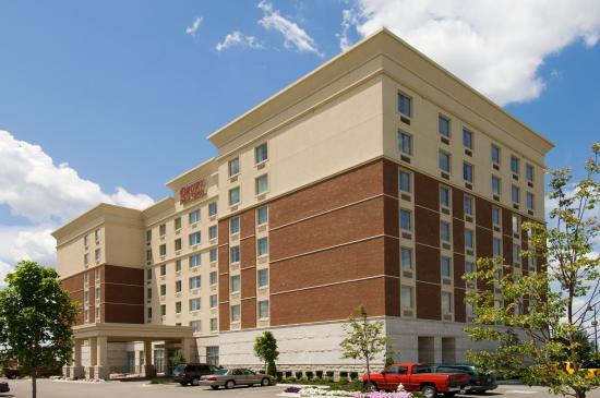 Drury Inn & Suites Columbus South: Exterior