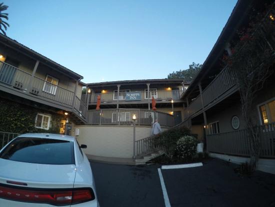 Scripps Inn: Gorgeous inn